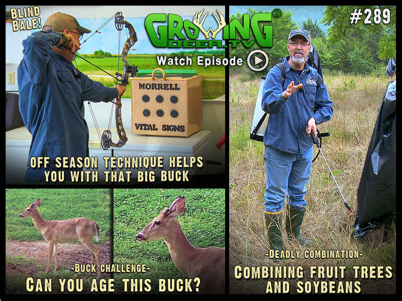 Learn advanced hunting techniques in GrowingDeer.tv episode #289.