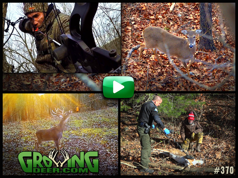 Check out late season hunting tips in GrowingDeer episode 370.