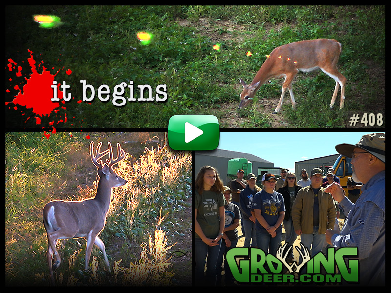 Watch GowingDeer episode #408.