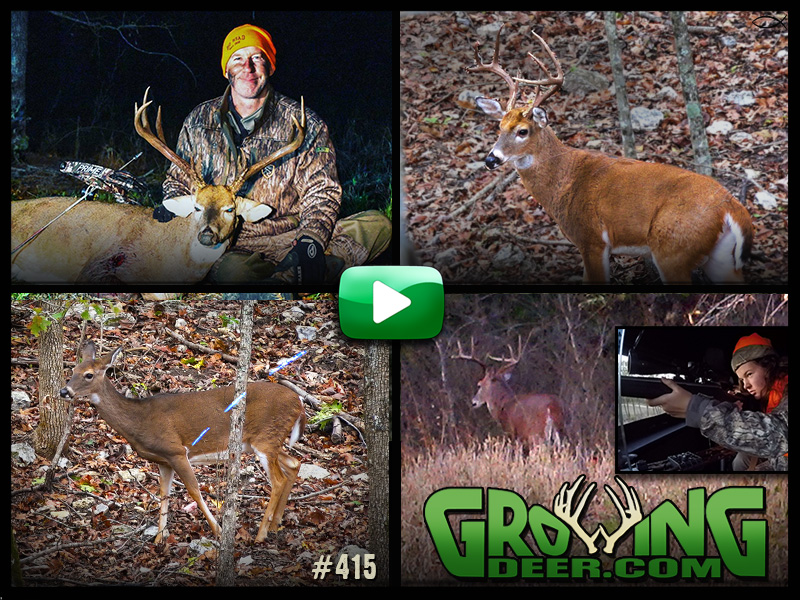Watch episode 415 on GrowingDeer.com.