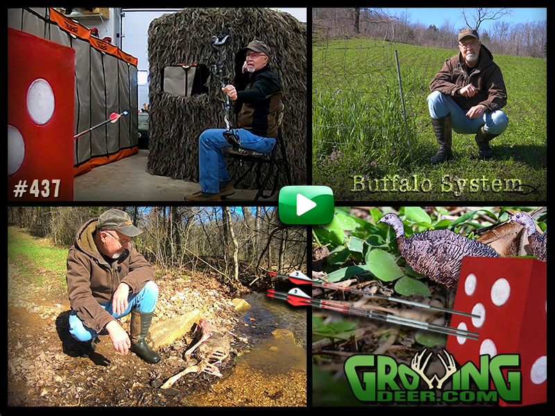 Watch GrowingDeer episode 437 anytime at www.growingdeer.com.