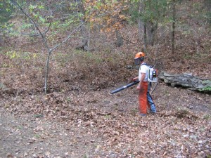 Making Deer Hunting Spot