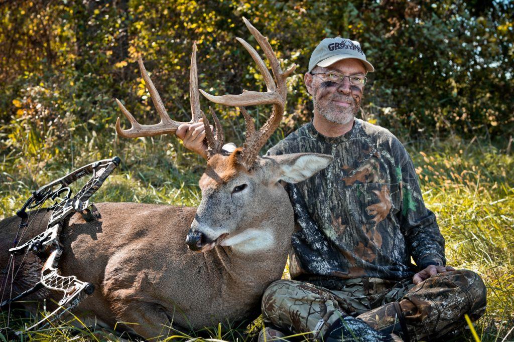 Grant's 2010 Kansas Buck