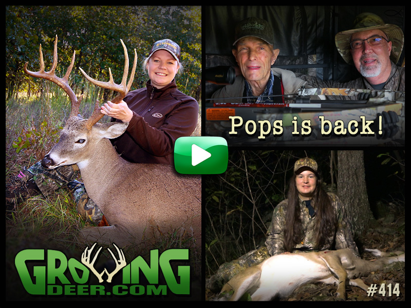 Watch episode 414 on growingdeer.com