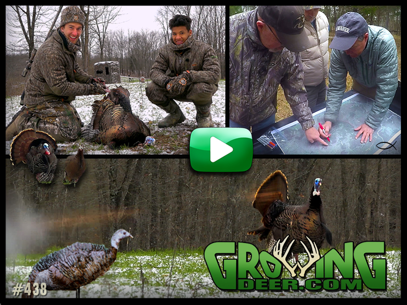 turkey hunting and land management