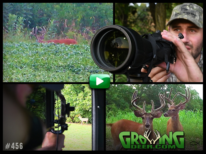 Deer Season Prep in GrowingDeer episode 456.