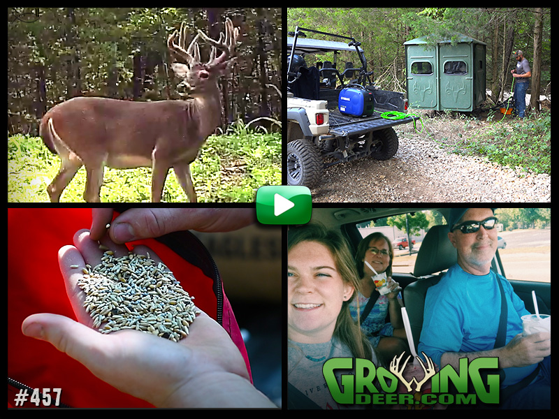 Life and deer hunting in GrowingDeer episode 457
